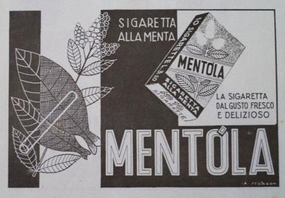 1941 mentòla